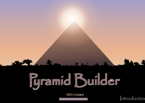 egypt pyramid builder smartboard game