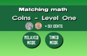 money coin smartboard game