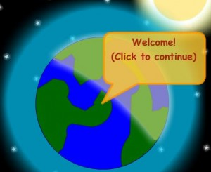 ozone layer smartboard game