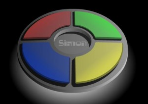 simon smartboard game
