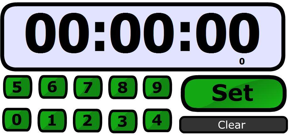 smartboard timer