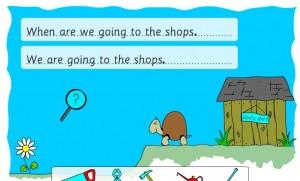 question mark smartboard game