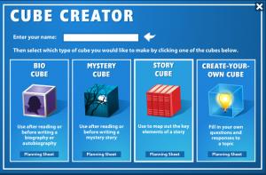 summarizing activity smartboard game